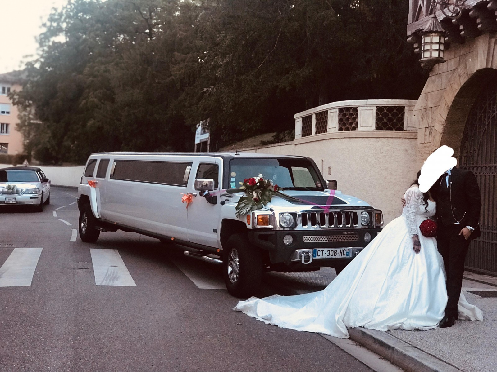 Location limousines lyon