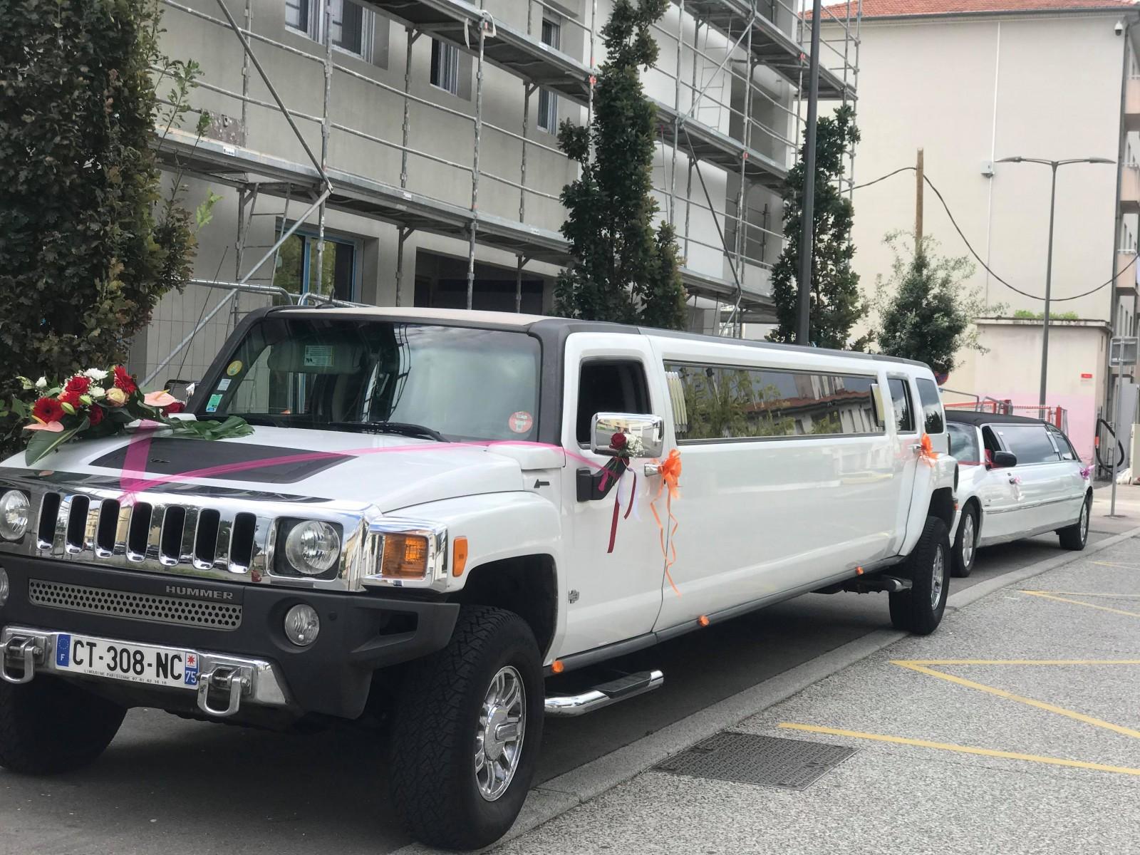 Location limousines lyon